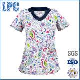 La sanità dentale medica di disegno di bellezza nutrisce l'uniforme per l'ospedale dei bambini