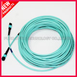 12 Cores Fiber Optic Male MPO to Male MPO Cable