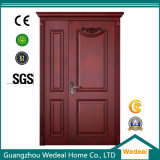 PVC合成の木の内部ドアの高品質の供給(WDXW-025)