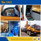 Guindaste hidráulico do caminhão do tipo Qy50ka 50ton de XCMG com motor de Shangchai