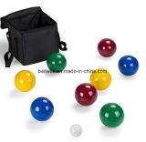 Шарик Bocce установленный с переносной сумкой, товарами Кроны спортивный
