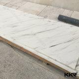 superficie sólida de acrílico de mármol de 12m m Aritifial para la encimera de la cocina