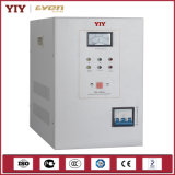 Regulador Tns 6 kVA trifásico de motor servo Voltag Estabilizador