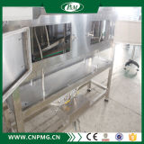 Полуавтоматный PVC втулки Shrink обозначает машину для прикрепления этикеток