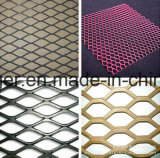Galvanisiertes erweitertes Metalldraht-Ineinander greifen