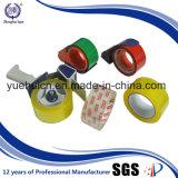 のボックスシーリングのために包装使用される粘着テープ