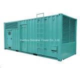 10kVA 1800kVA a tipo silenzioso generatore diesel con il motore della Perkins