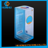 Buntes Bambuskosmetisches Kasten-Plastikverpacken