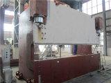 Гидровлическая машина стальной плиты Wc67y-100X6000 складывая