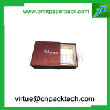 Het Verpakkende Vakje van het Document van de Lade van de Armband van de luxe in Uitstekende kwaliteit
