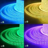 ETL High Voltage W / Ww / R / G / B / RGB LED Strip Light LED Ribbon