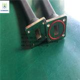 Высокая мощность Ku диапазона Гибкая Twistable Микроволновая печь Волновод