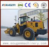 De Lader China van het Wiel van Zl50g Gem650 met de Motor van Shangchai van de Kat