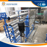 Водоочистка или чисто вода делая систему фильтрации машины или воды