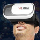 Vetri registrabili di vetro 3D 3D Vr di realtà virtuale vetri della casella 3D di Vr dei giochi di film di Smarphone di 4-6 pollici