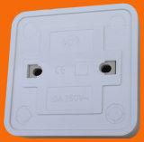 Commutateur européen de bouton de lumière d'aube de type et de commutateur de crépuscule grand (S1001)