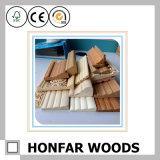 Bois de construction fait sur commande moulant pour le matériau de construction