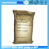 Diacetato USP/Bp/E211 CAS no. del sodio dell'additivo alimentare di elevata purezza: 532-32-1