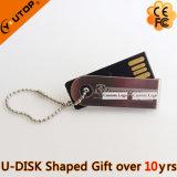 Émerillon fait sur commande de cadeau/mini USB tournant Pendrive (YT-3274)