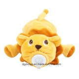 Cute Plush Baby Bottle Lion Cover