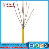 銅の適用範囲が広いワイヤーPVCによって絶縁される電気か電力ケーブル