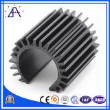 6063 radiadores de aluminio T5 para el aluminio de la brillantez