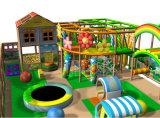 娯楽ジャングルの主題の屋内運動場装置