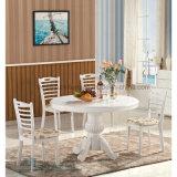 Cadeira de jantar de madeira moderna para o café do restaurante (HW-CH03C)