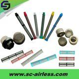 Lack-Spray St-500tx des Fachmann-5L/M mit Farbspritzpistole-Filter