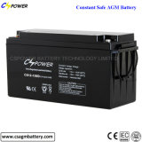 12V 150ahの太陽電池パネルAGM Mf電池(CS12-150D)