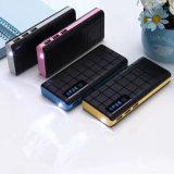 4 la Banca mobile portatile di potere di colori 3-USB con l'indicatore del LED