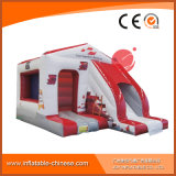 2017 Inflable Moonwalk Toy Bouncy Castle Combo (T3-031)