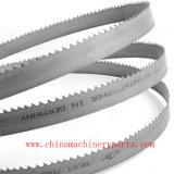 Bimetallische Bandsäge-Schaufeln für Ausschnitt-unterschiedliches Material