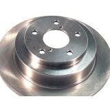 Peças sobresselentes automotrizes do disco de superfície liso contínuo do freio