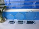 Le trophée 2017 en verre conçoivent en fonction du client