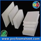 Folha branca do PVC da parede interior