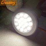 luz plástica de la cocina de 2W LED con Ce y RoHS