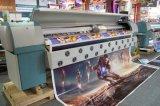 Impresora de inyección de tinta solvente resistente grande de la impresora de Digitaces del formato del infinito 3208r los 3.2m para el encerado