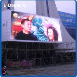 Étalage d'écran polychrome économiseur d'énergie de la publicité extérieure DEL