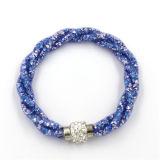 Bracelet acrylique assez véritable chaud de diamant de mode de vente