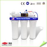 Sistema central del purificador del RO del agua mineral de la venta caliente