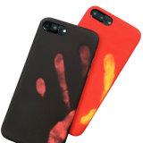 Cas en caoutchouc d'admission thermique de la chaleur pour l'iPhone 7