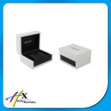 Elegante Reloj Negro Display Box, Logotipo Personalizado de Embalaje de Regalo Caja de Reloj