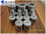 CNC mecanizado de piezas de bronce de cobre / aluminio / material del acero inoxidable