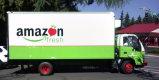De huis-aan-huis Dienst van de Logistiek van China aan het Pakhuis van Amazonië