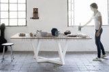 Vector y silla de madera de cena de la venta barata para el hogar (NK-DTB081)