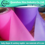 SGS Certification High Quality Stretch Plastic Film for Sanitary Napkin Backsheet