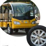 Véhicule guidé électrique de golf de portées du jaune 8 à vendre