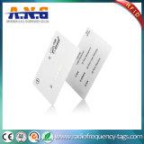Cartão Eco-Friendly da proximidade do costume RFID 13.56MHz