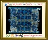 Доска PCB прототипа платы с печатным монтажом электроники OEM 2-28 разнослоистая для TV Mainboard